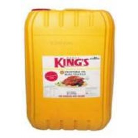 King's Vegetable Oil - 10 L