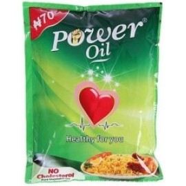 Power Vegetable Oil Sachet - 75 ml x10