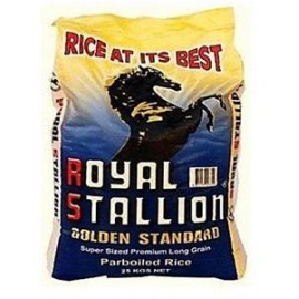 Royal Stallion Thai Parboiled Rice 50 kg