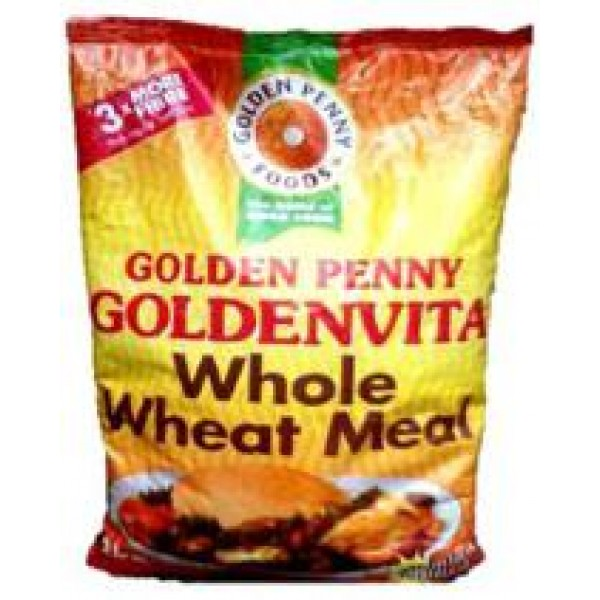 Golden Penny Goldenvita Whole Wheat Meal - 1 kg