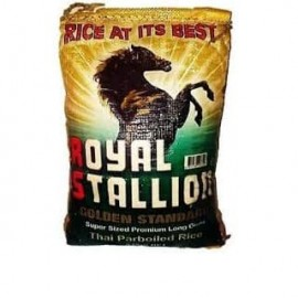 Royal Stallion Thai Parboiled Rice 25 kg